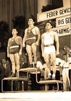 Рафаэль Чимишкян - олимпийский чемпион Хельсинки (1952 год)