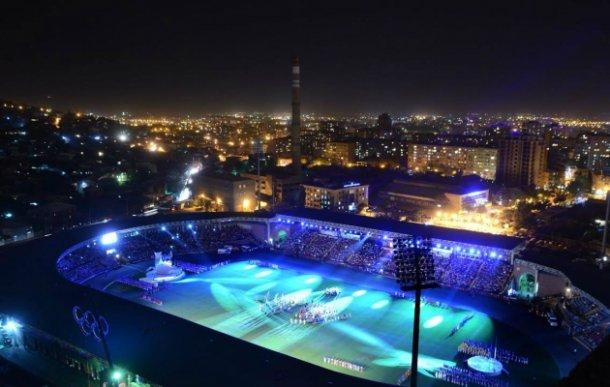 В Армении стартовали шестые Всеармянские игры (фоторепортаж)