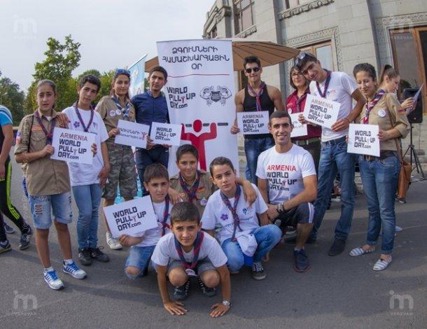 Армения подтягивается (фоторяд)