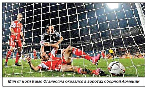 Почему армянский футбол оказался на последнем месте