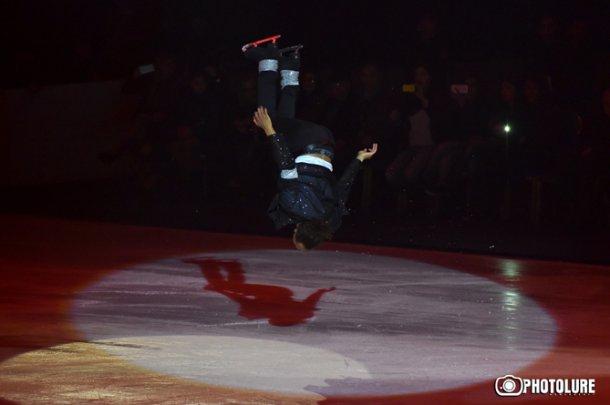 Шоу «Короли льда» в Ереване