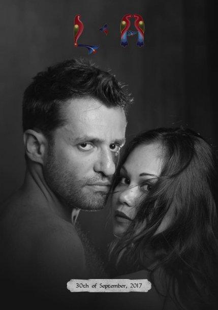 Левон Аронян опубликовал фотосессию со своей возлюбленной