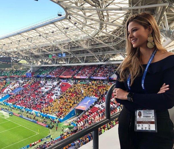 Самые красивые болельщицы Чемпионата мира по футболу 2018 года (фото)