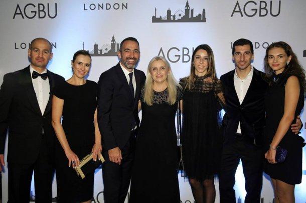 Генриха Мхитаряна наградили на гала-вечере AGBU в Лондоне